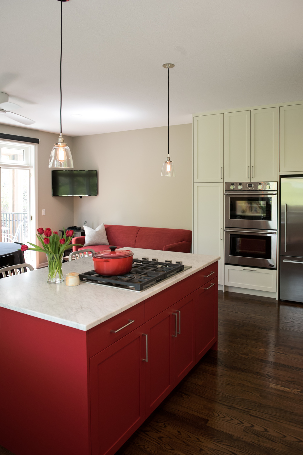 ROWHOUSE KITCHEN MPLS Professio – Kitchen Square Footage