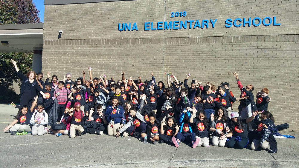 A Caring Community of Learners - Una Elementary School
