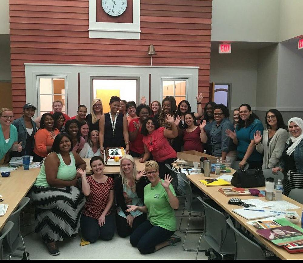 Preparing and Nurturing    Diverse Achievers