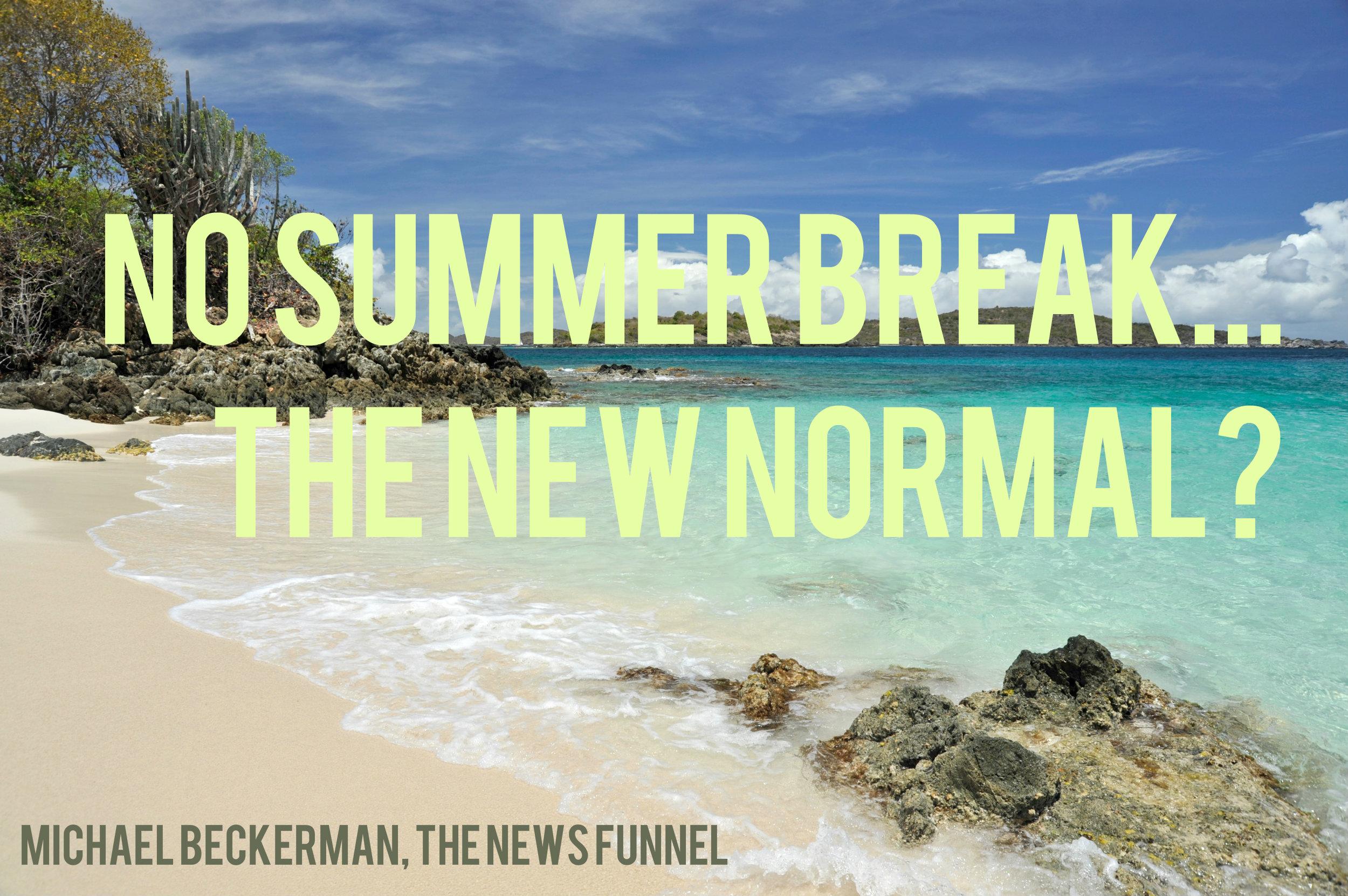 funnelcast, the news funnel, michael beckerman, press releases, pr, pr news, pr blogs