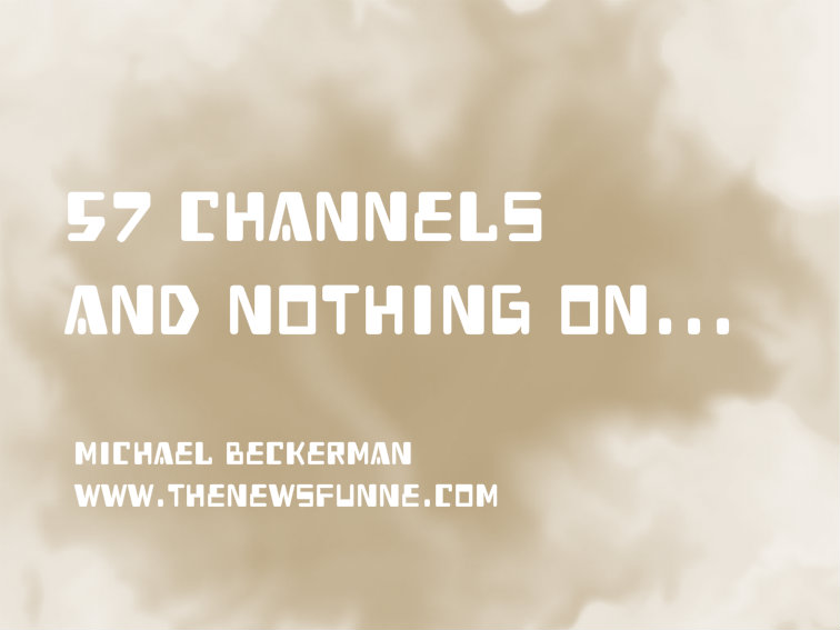 michael beckerman, the news funnel, content is king, content marketing, content marketing real estate