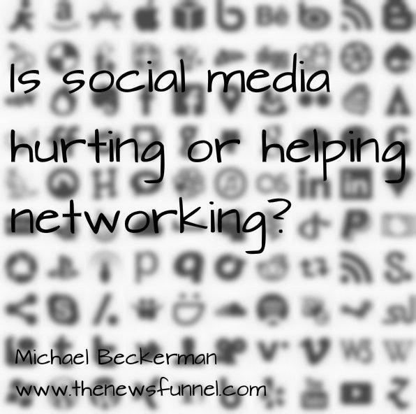 social media, new media, digital media, networking tips