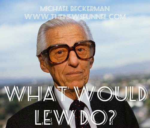 lew wasserman, michael beckerman