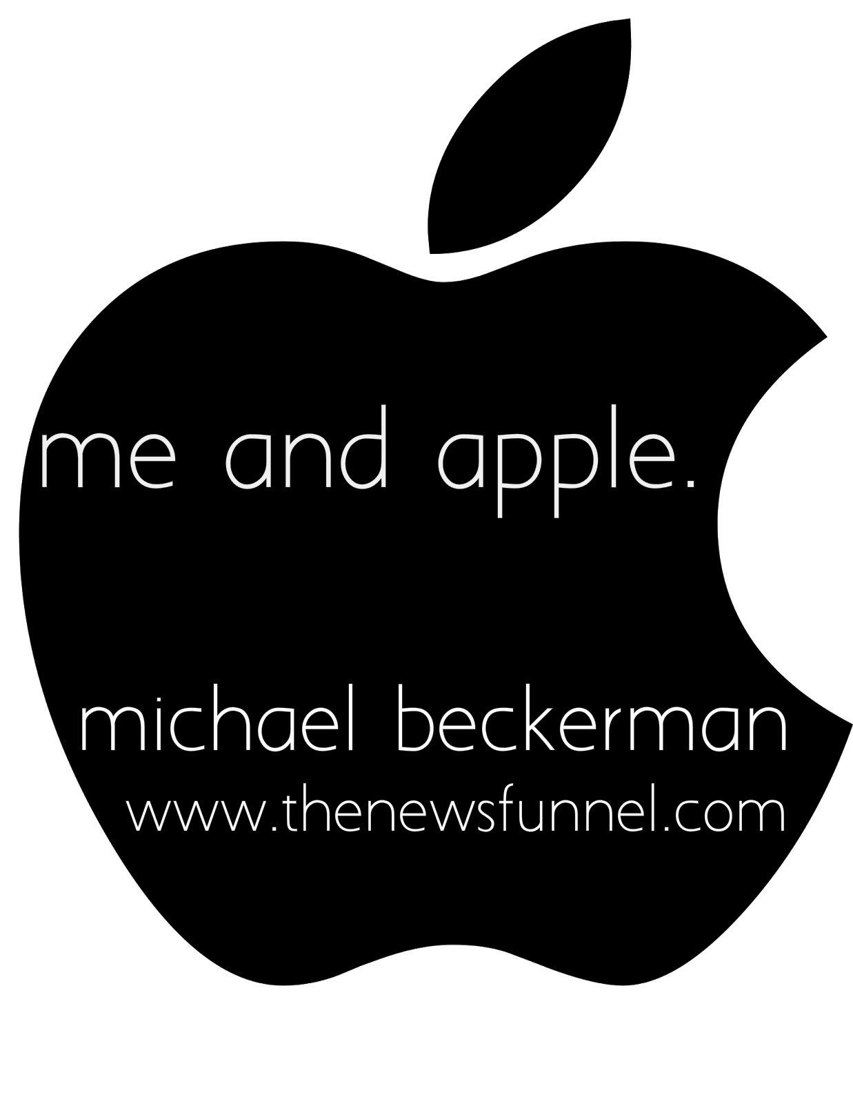 apple graphic copy