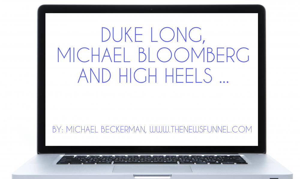 DUKE LONG HIGH HEELS
