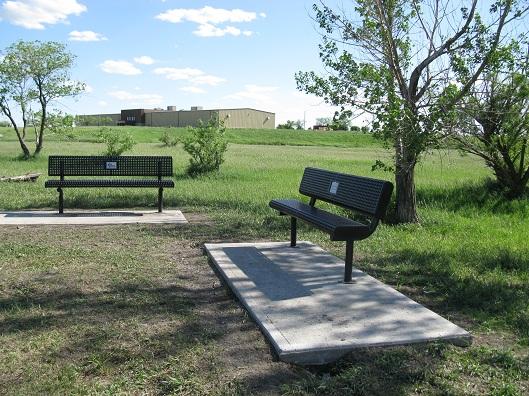 Dog Park bench provider