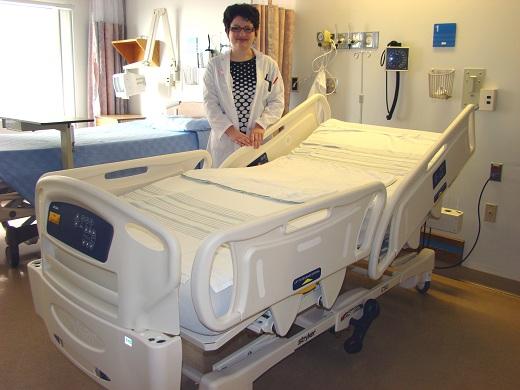 Hospitals of Regina bed donation