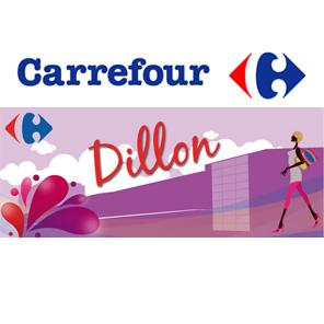 Carrefour Dillon  Merci à notre partenaire Carrefour Dillon qui fournit gracieusement les aliments des pensionnaires du zoo depuis son ouverture.