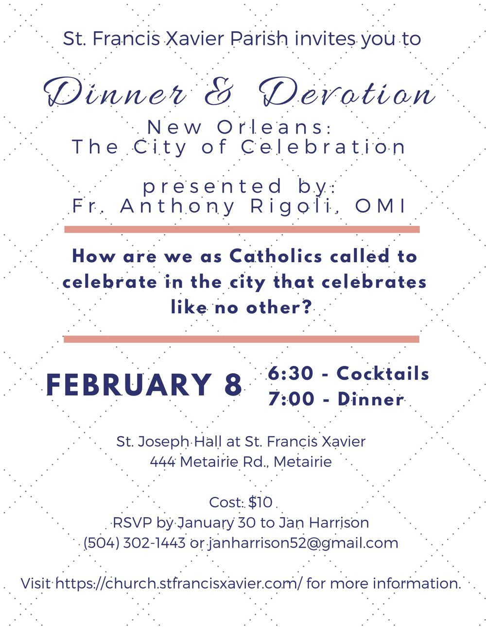 flyer - Dinner & Devotion - Spring 2019 rsvp update.jpg