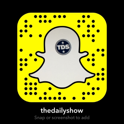 Get at your boy Black Trump on The Daily Show Snapchat.