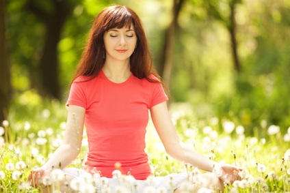 Eliminate spring allergies with acupuncture