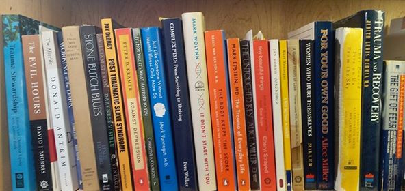 Resources:Books, treatment programs, etc.