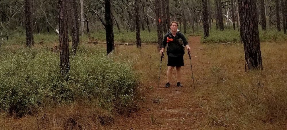 Joe's Very Long Walk : Find out what motivated Other Lives' founder Joe King to undertake a 5000 mile hike and how to support him.