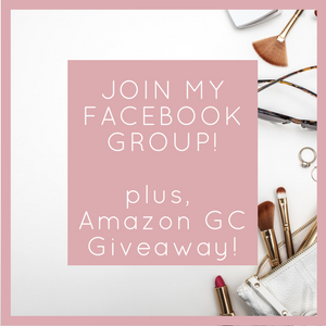 Join my Facebook Group for FUN & LAUGHS, and a chance to win an