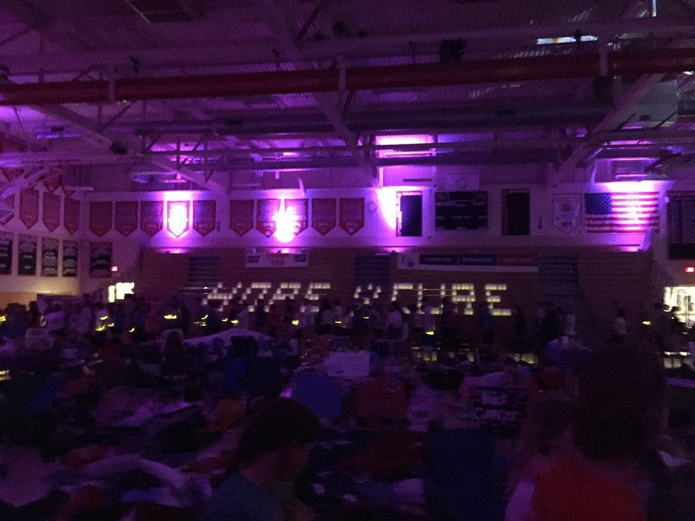 2016 Relay for Life of Hunterdon County
