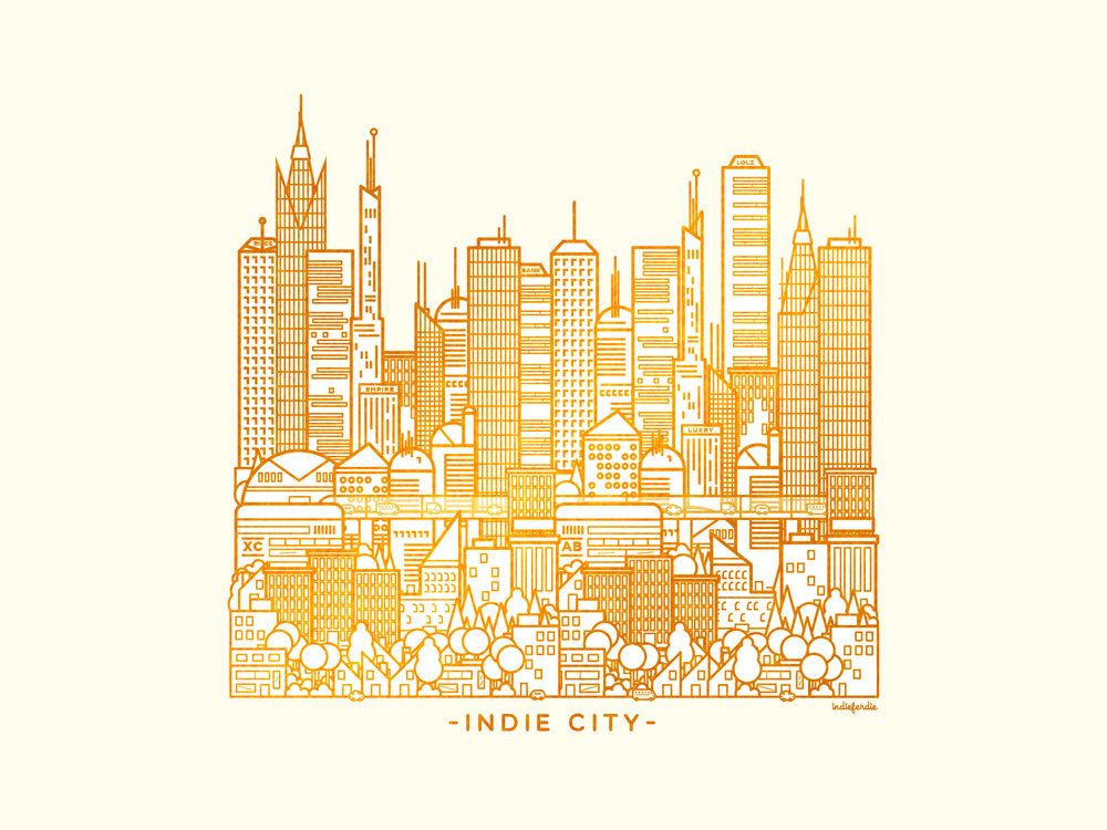 Wallpapers Indie City