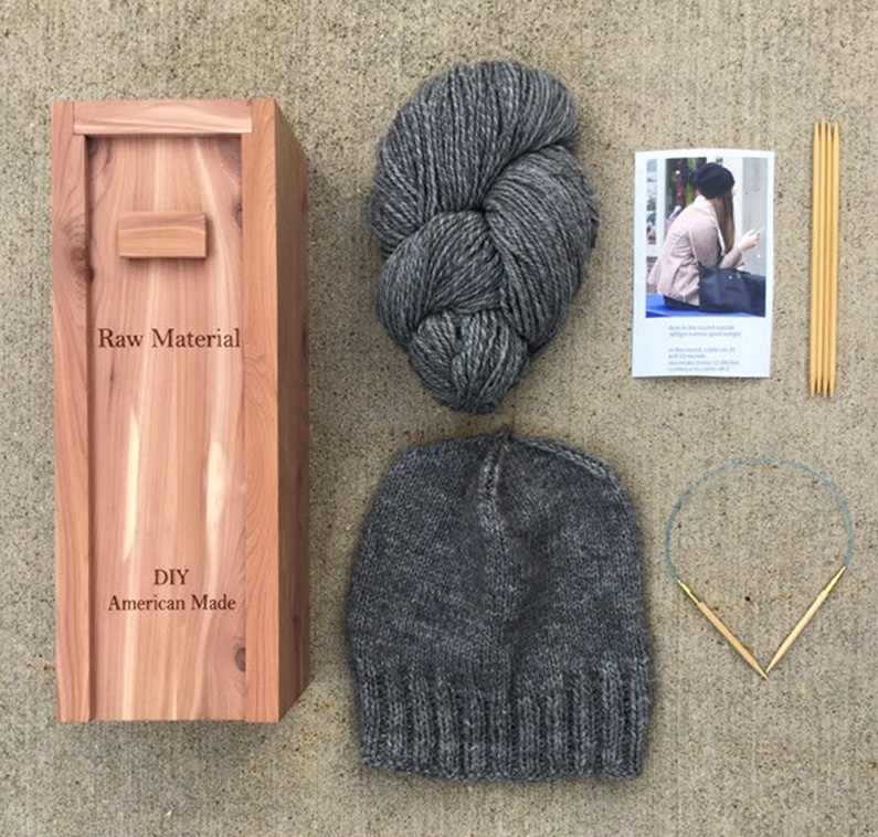 Raw Material No. 52 DIY Knit Kit.jpg