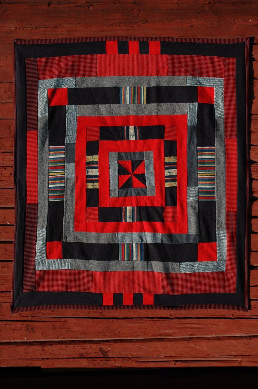 welsh quilt making