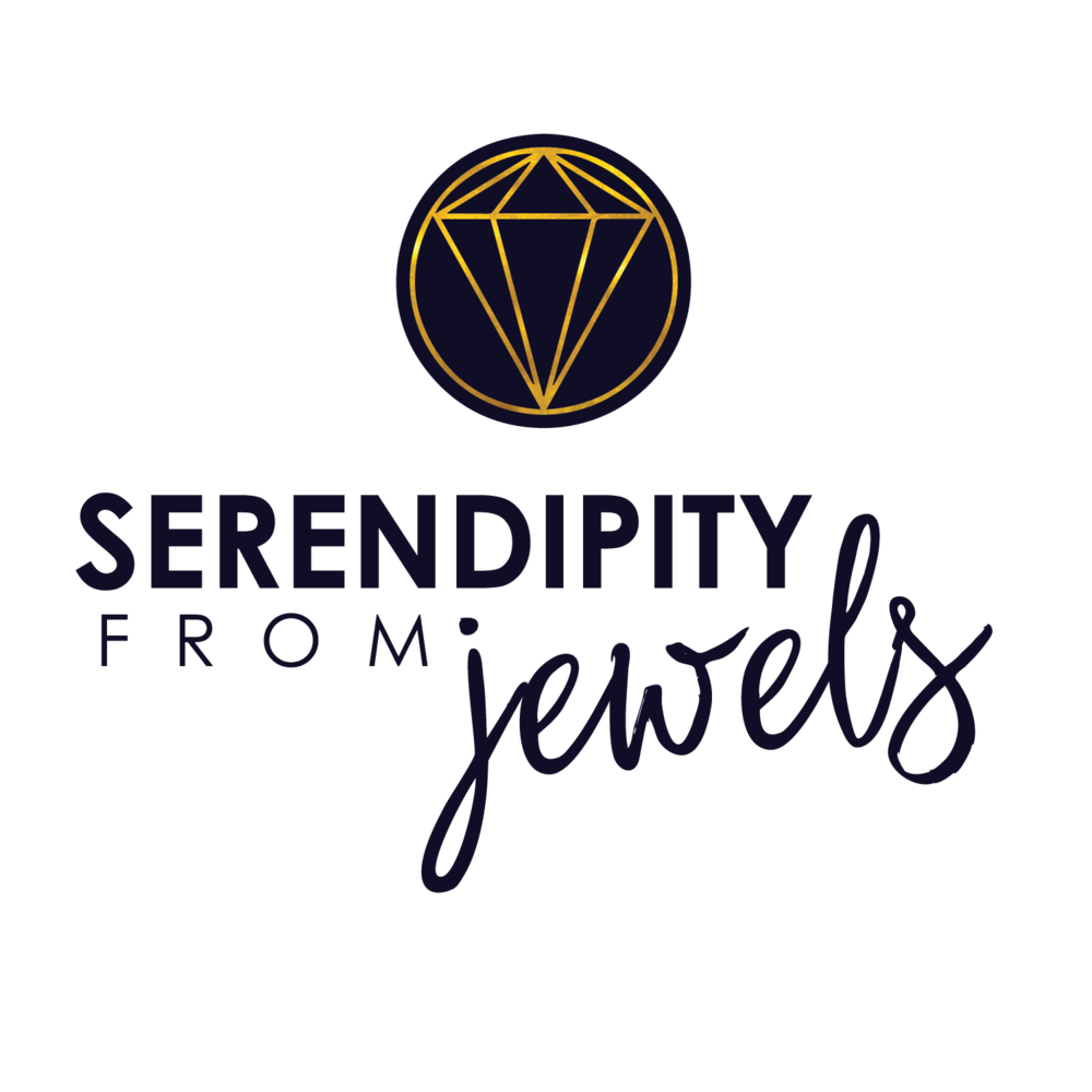 Serendipity from Jewels logo design.