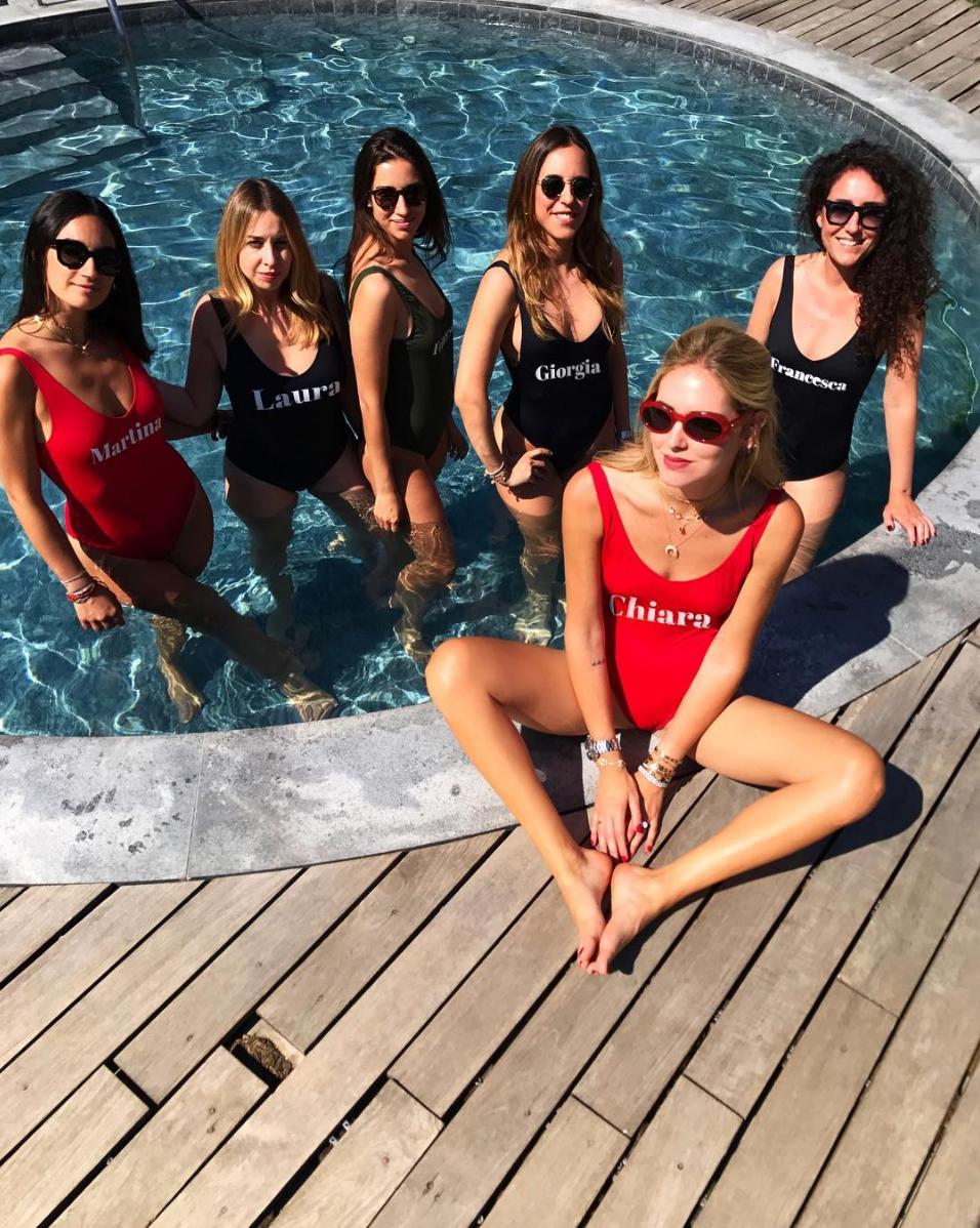 #2 - red baywatch bikini
