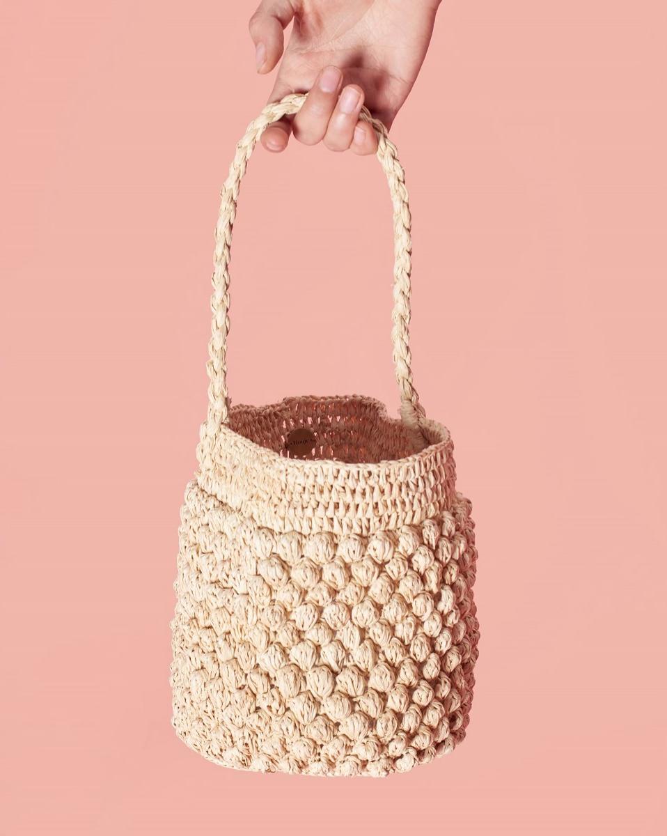 splurge - on this Rouje basket bag