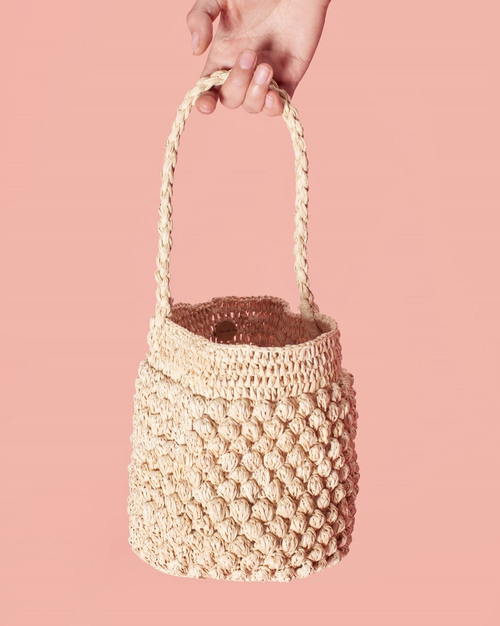 rouje basket straw bag hangover box blog street style lifestyle party  summer looks under 100 blogging