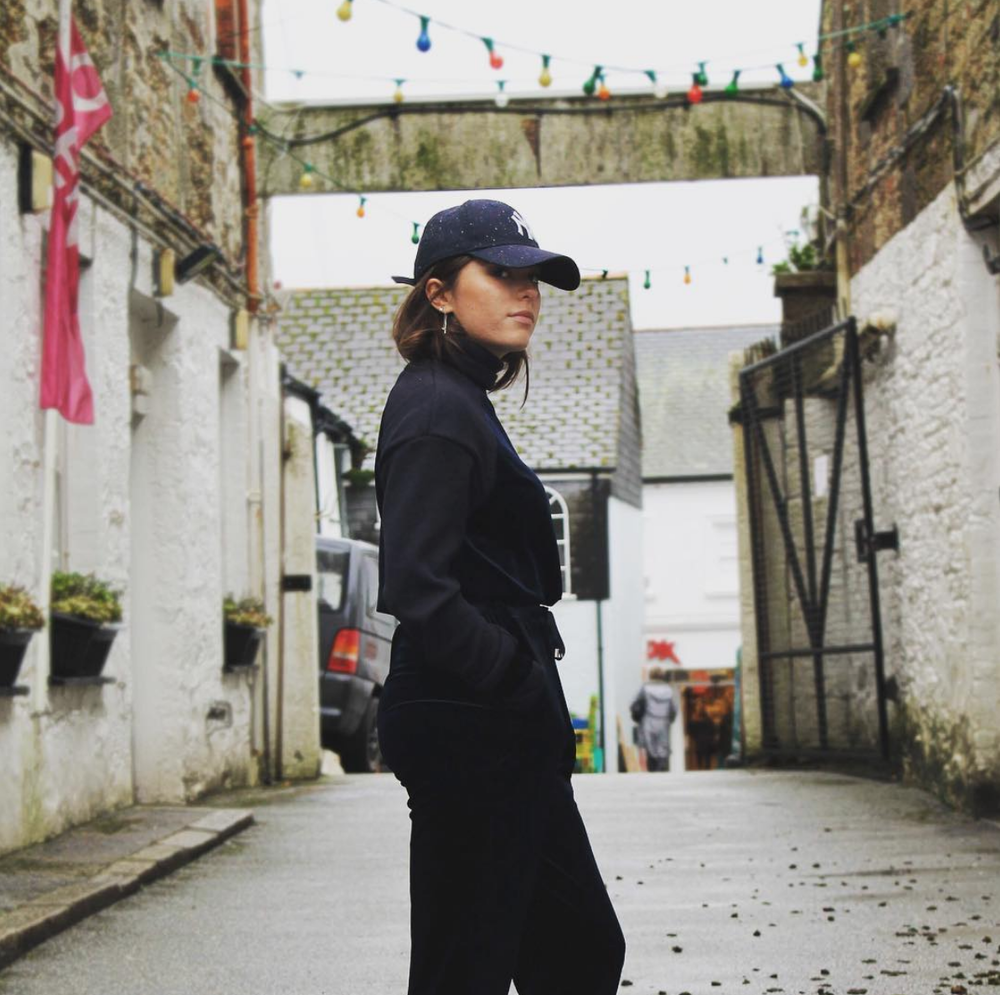 Lilli Rose Stables - is a fashion marketing student, lifestyle blogger and a true fashion-art-travel lover