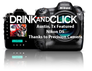 Drink and Click™ Austin, Texas Event with Olympus and Precision ...
