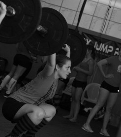 Michele Gretano: Owner, Coach & Director of Operations at CrossFit Bridge & Tunnel