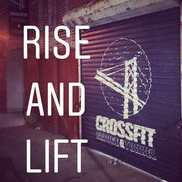 Starting next Monday October 15, we will have 5:15am classes every weekday! Ample time to get your workout in before heading off to work. . Showers and Keurig available ☕️ . #crossfit #ridgewood #bushwick #morningworkout #earlymorning #fitness #goals #squats #usapl #usaw #eastnewyork #middlevillage #goodmorning #queensgym #ltrain #halsey