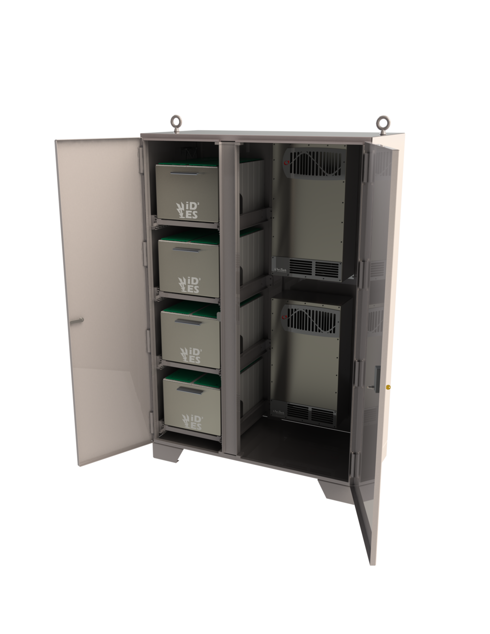 Renewable Energy Storage Cabinet -