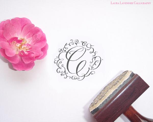 Calligraphy Monogram