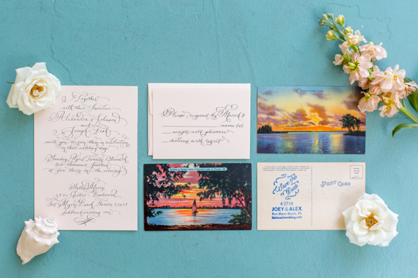 laura lavender calligraphy southern weddings