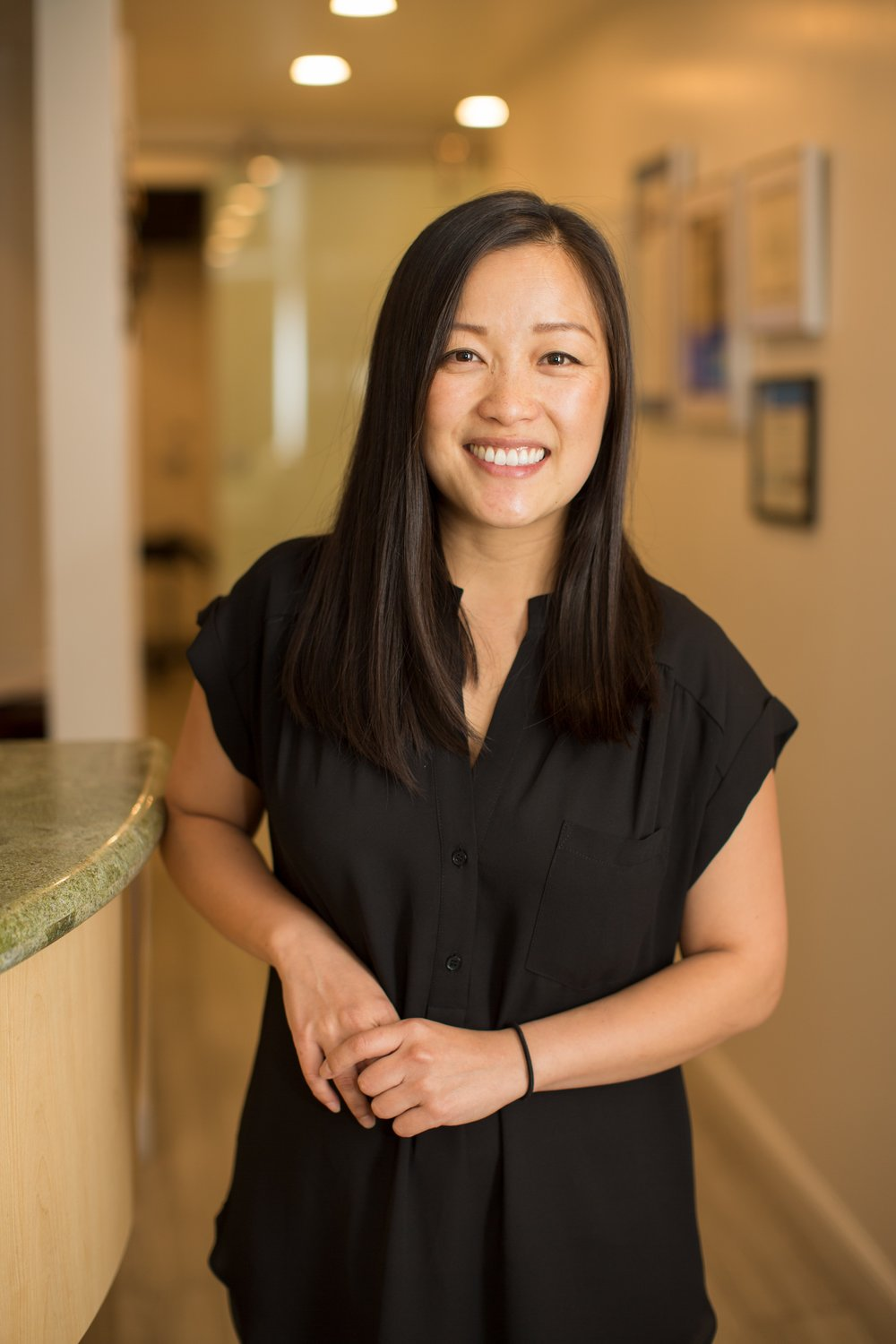 Huong Van, Registered Dental Hygienist at Nice Teeth Dental Hygienist