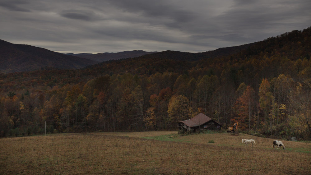 Western North Carolina – October 2015
