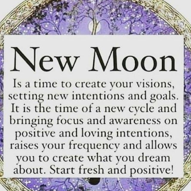 Remember there is a new moon tomorrow! Take sometime and do research on it to see what you can bring to light in your life and how to benefit from the energy! . . . . . . . #newmoon #intuitive #guidance #gentle #wellness #selfcare #message #motivation #spirituality #spiritjunkie #zen #peace #angelcardreading #lawofattraction #fun #empath #sensitive #creative #peace #planner