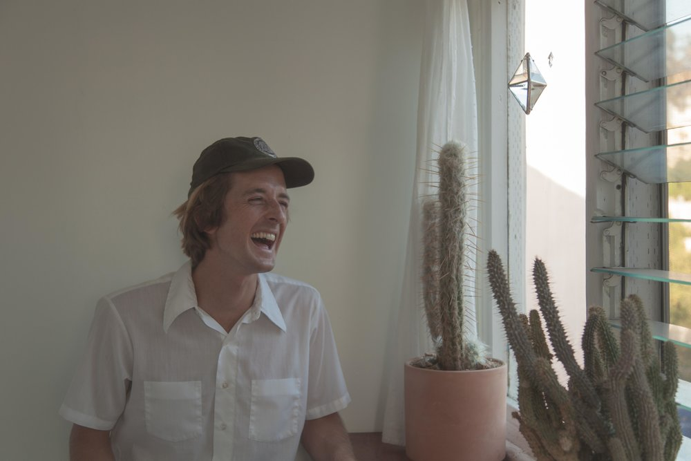 Seth Barnard Laughing Cactus
