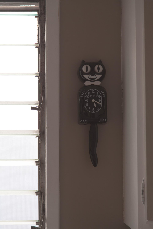 Seth Barnard Clock