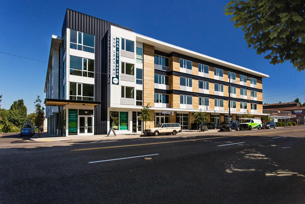 Burnside 26 - Opened August 2014
