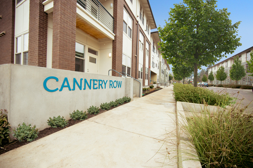Name:    Cannery Row     Location:   2  2550 SW Highland Dr    Type:  101-Unit Multifamily   Completed:  2016