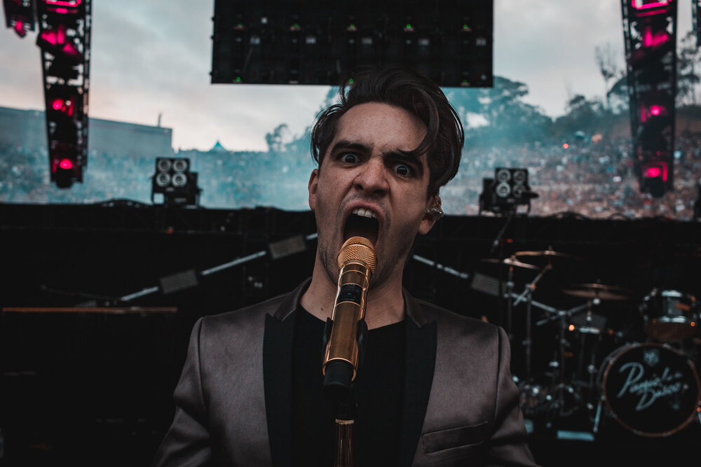 Brendon Urie (Panic! At The Disco)