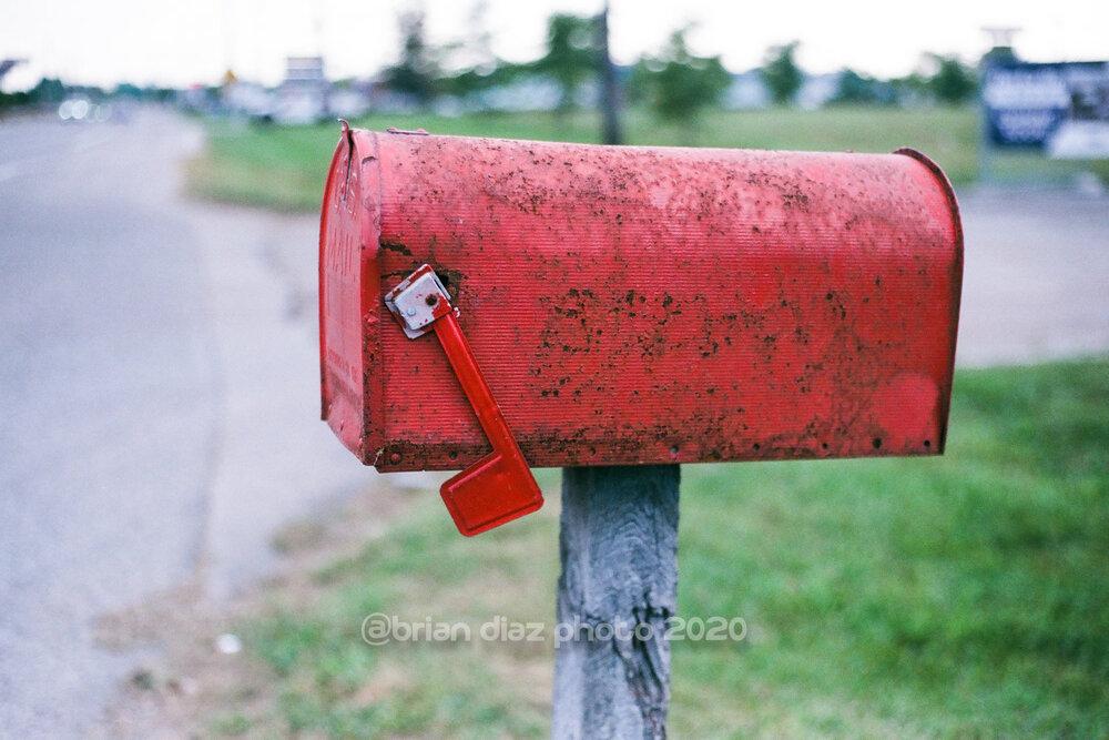 Mailbox (Agfa Vista 100)