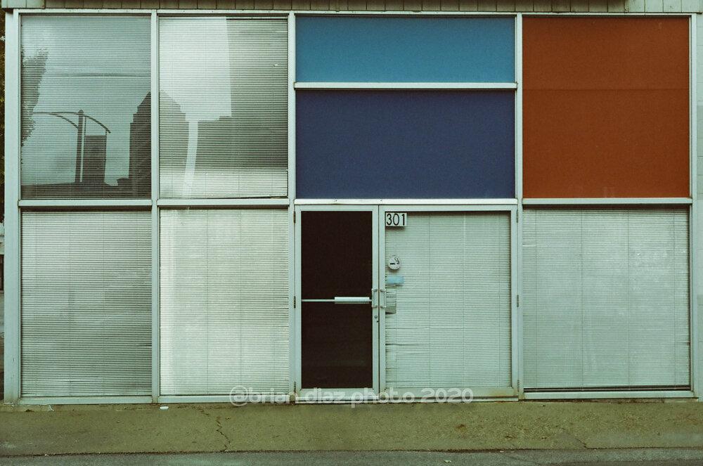 Storefront (Cinestill 50D)