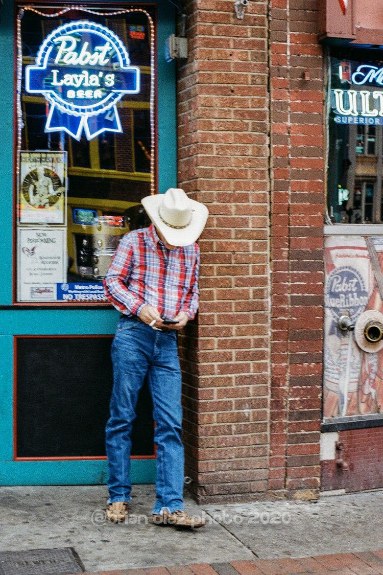 Modern Cowboy (Kodak Gold 200)