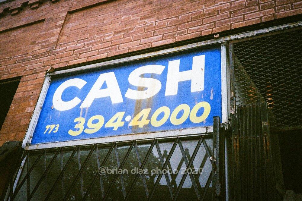 Cash (Kodak UltraMax 400)