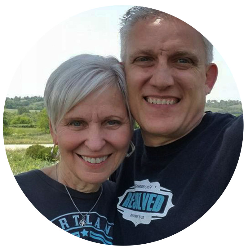 STEVE & JAN MATHEWS   THURSDAYS / 6:30-7:45 pm  CHILDCARE PROVIDED  MEETING @  JOURNEY CHURCH  (URBANDALE)   4409 121ST STREET, URBANDALE, 50323