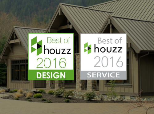 Award-Winning Homes Recognized by Houzz for best Design. Visit Houzz →