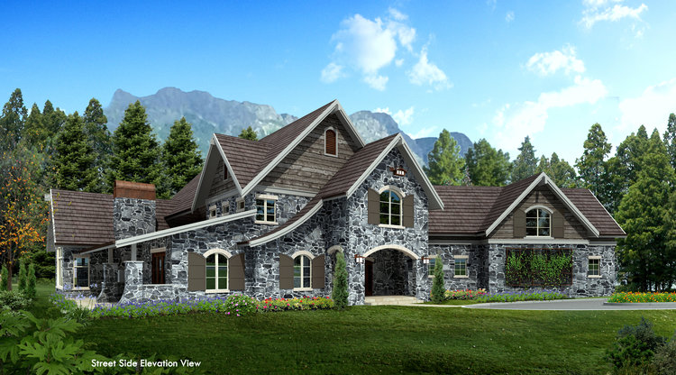 New Custom Home Design by Concept Builders — Concept Builders