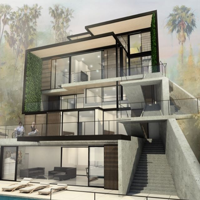 Currently I am working on a Residential Green Building (Tier 1) for Michael and Maya Manshel along with Mayes Office based out of Santa Monica.  This project is unique in that I have not physically been to the site.  All of the landscape design has been done through email, shared drawings and phone conversations with my client and the architect, Trevor Kidd and also meeting up with Wendy Fisher.  Read more about this project on my site avajane.com. #greenbuilding #landscape #droughttolerant #droughttolerantlandscape #LID