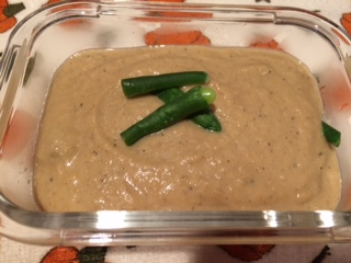 Cream Of Mushroom Soup to soothe the soul and enjoy this Thanksgiving!